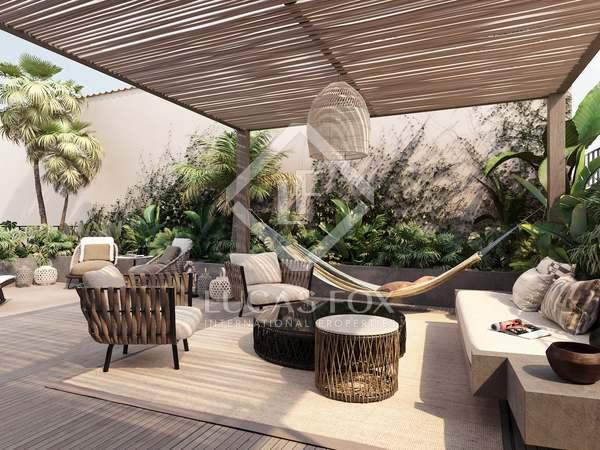 Attico di 138m² con 124m² terrazza in vendita a Gotico