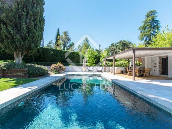 871m² House / Villa for sale in Pozuelo, Madrid