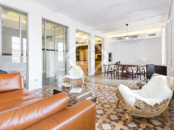 Apartamento de 256 m² con terraza, en venta en el Gòtic
