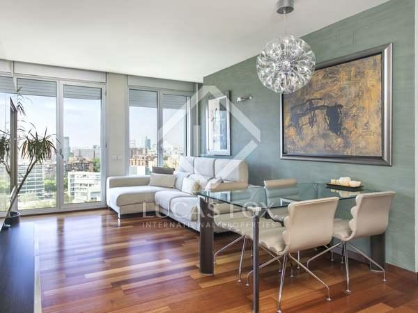 在 Diagonal Mar, 巴塞罗那 125m² 出售 顶层公寓 包括 24m² 露台