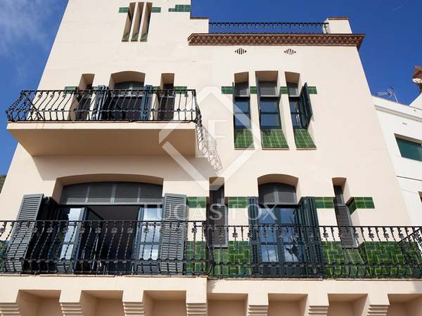 Villa modernista en Sant Pol de Mar, Maresme