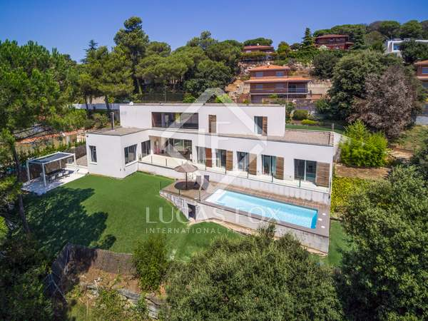 Casa de 337m² en alquiler en Vallromanes, Maresme
