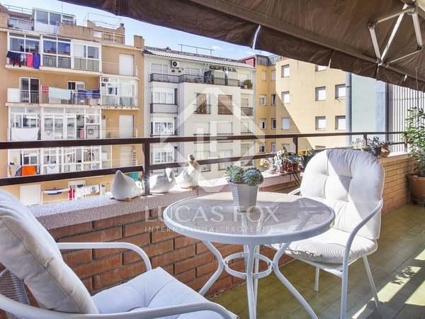 Appartement van 84m² te koop met 13m² terras in Gracia