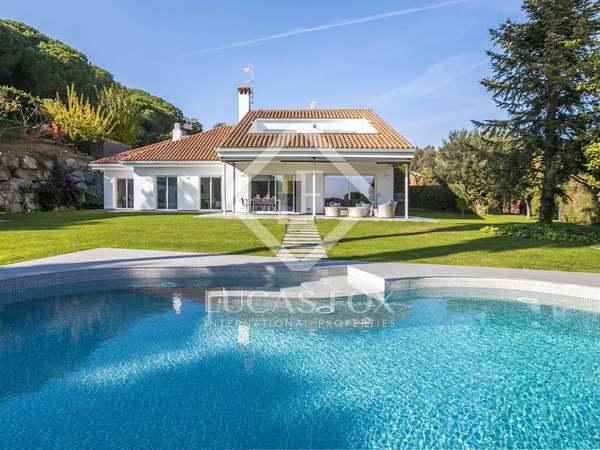 Casa / Vila de 502m² à venda em Sant Andreu de Llavaneres