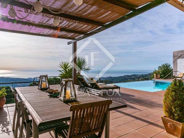 351m² House / Villa for sale in Alella, Barcelona