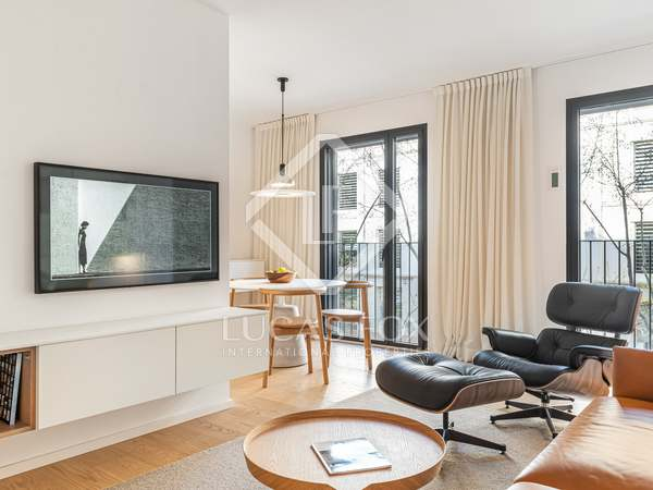Appartement van 89m² te huur in Eixample Links, Barcelona
