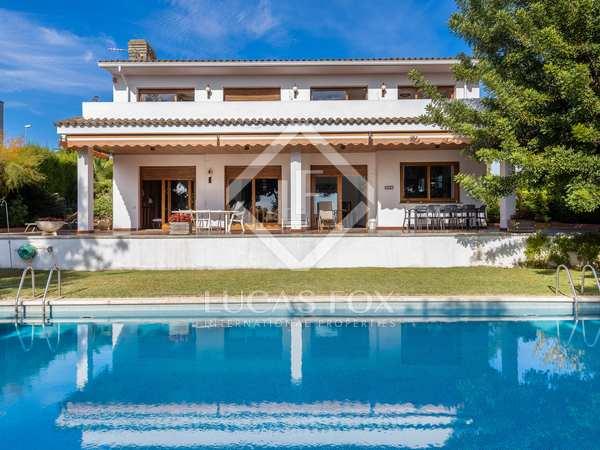 Huis / Villa van 487m² te koop in Alella, Barcelona