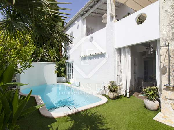 146m² Hus/Villa till salu i Sitges Town, Sitges