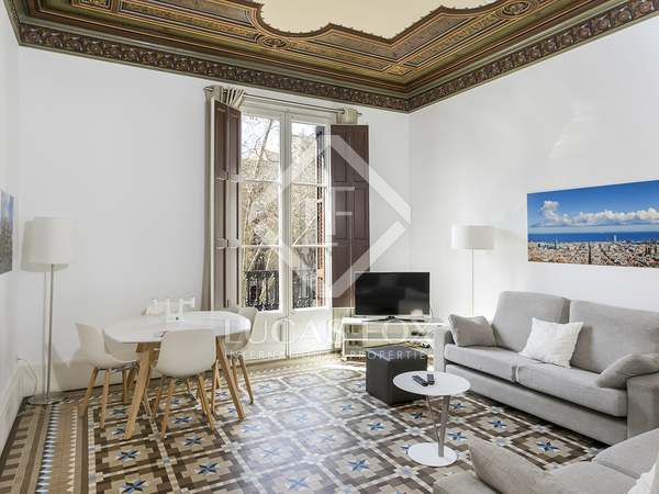 60m² Apartment for rent in Eixample Right, Barcelona