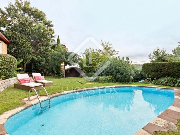 398m² House / Villa for rent in Sant Cugat, Barcelona