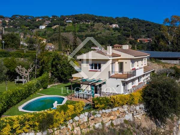 271m² House / Villa for sale in Cabrera de Mar, Barcelona