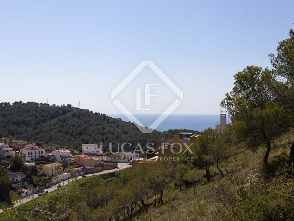 Terreno di 936m² in vendita a Levantina, Sitges