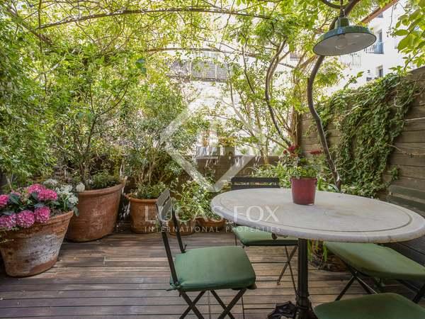 Piso de 111 m² con 10 m² de terraza en venta en La Bonanova
