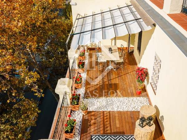 68 m² penthouse with 32 m² terrace for sale in Lista, Madrid