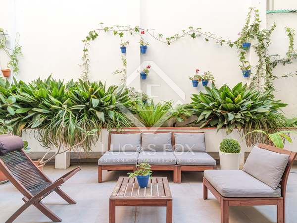 appartement van 125m² te koop met 49m² terras in Gótico