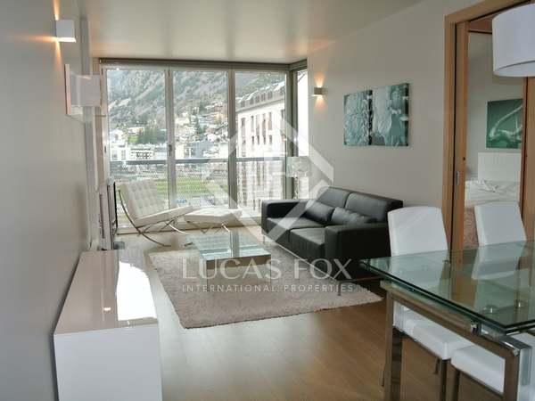 Luxury apartments for sale in the city centre of Andorra