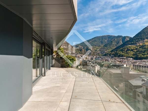 Квартира 150m², 36m² террасa на продажу в Андорра Ла Велья