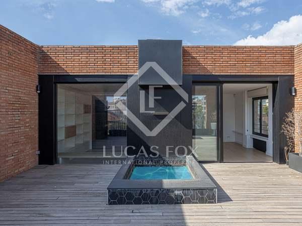 penthouse van 195m² te koop met 75m² terras in Tres Torres