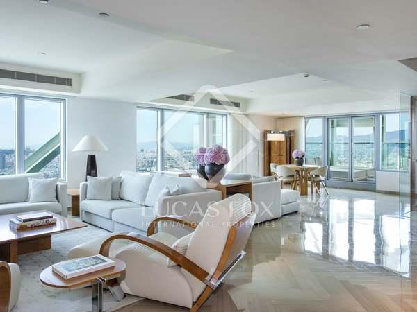 150m² Lägenhet till uthyrning i Vila Olimpica, Barcelona