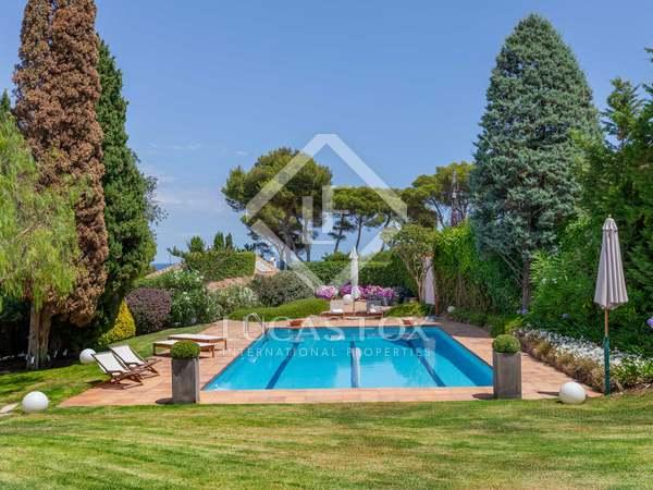 457m² House / Villa for sale in S'Agaró, Costa Brava