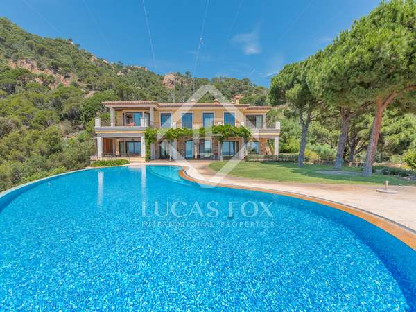 1,187m² Hus/Villa till salu i Sant Feliu de Guíxols - Punta Brava