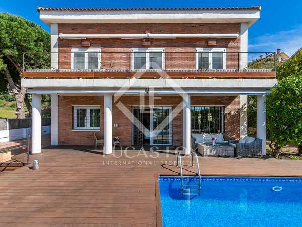 Casa de 354 m² en venta en Teià, Barcelona