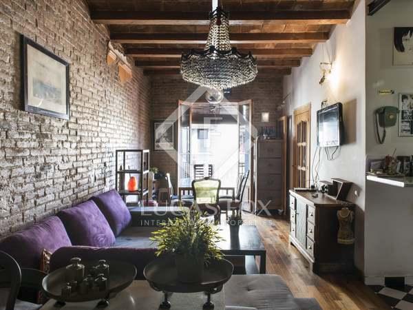 Apartamento de 55m² en venta en Poble Sec, Barcelona