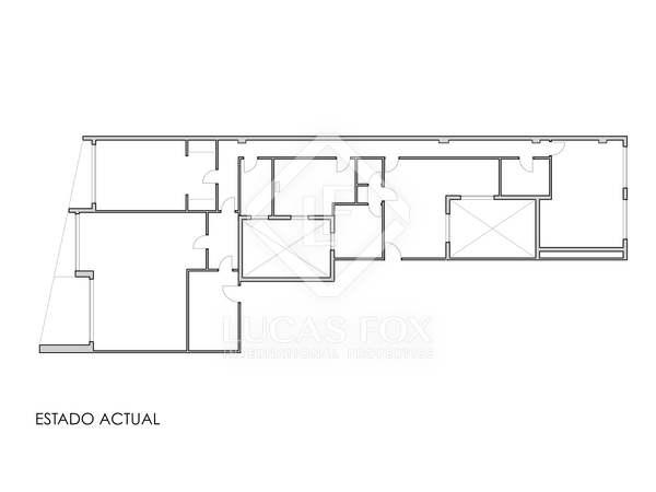 264 m² apartment for sale in Gran Vía, Valencia