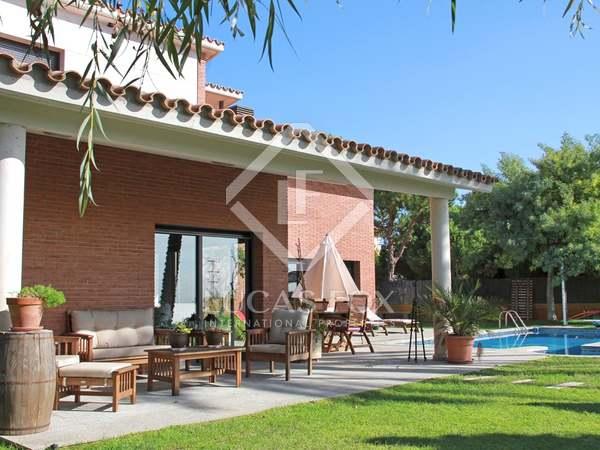 Huis / Villa van 350m² te koop in Premià de Dalt, Maresme