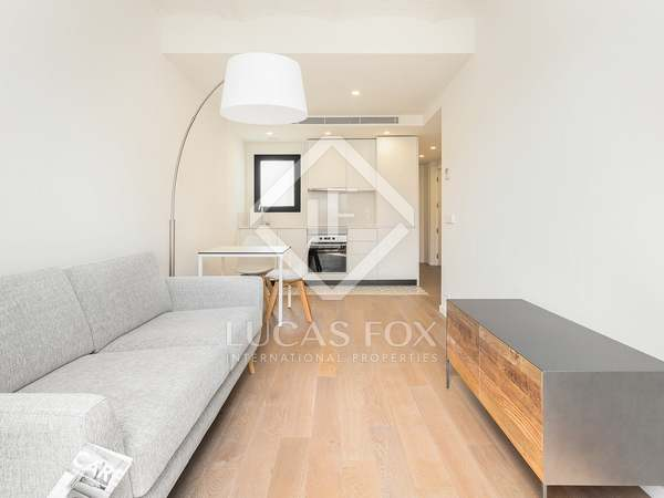 44m² Apartment for rent in Poble Sec, Barcelona