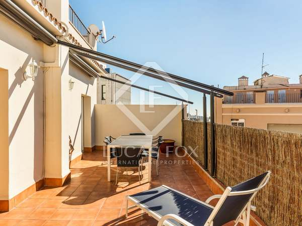 189m² Apartment with 24m² terrace for sale in Eixample Right