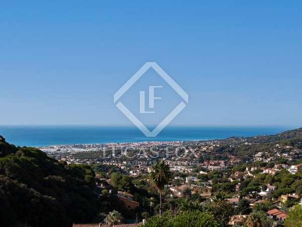 1,115m² Plot for sale in Cabrils, Barcelona