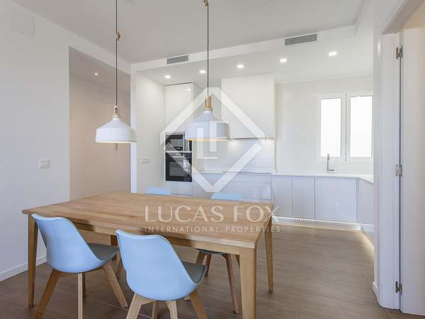 100m² Lägenhet med 35m² terrass till uthyrning i Playa de la Malvarrosa