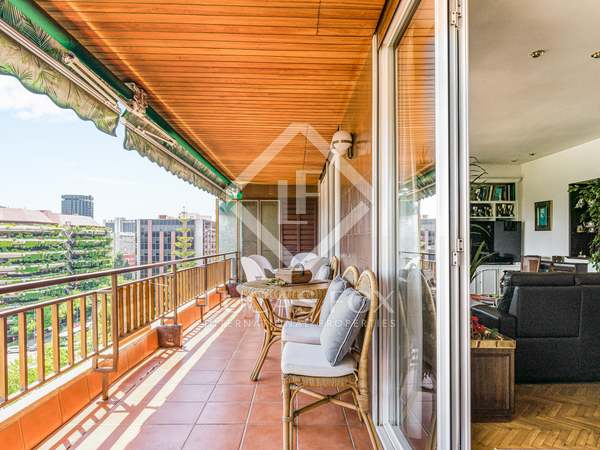 164 m² apartment with 15 m² terrace for sale in Tres Torres