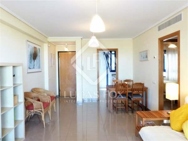 Apartamento de 71m² con terraza de 8m² en venta en Patacona