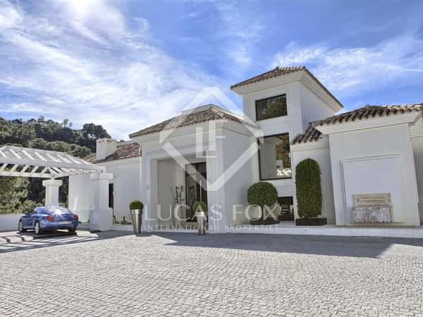 722m² House / Villa with 137m² terrace for sale in La Zagaleta