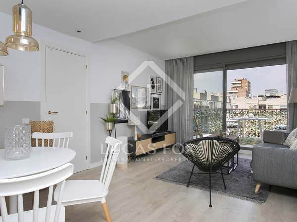 60 m² penthouse for rent in Poblenou, Barcelona