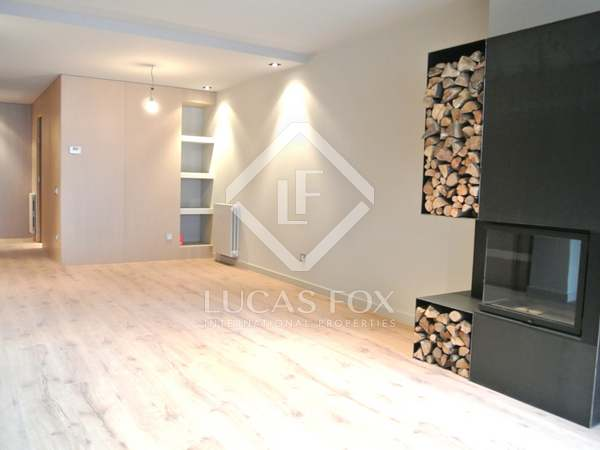 Renovated 3-bedroom apartment for sale in Andorra la Vella