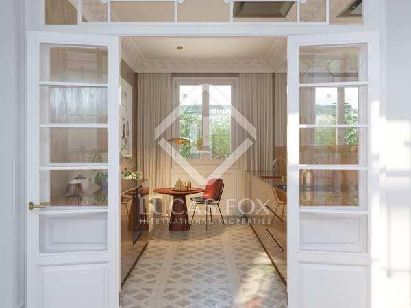 Квартира 178m², 8m² террасa на продажу в Правый Эшампле