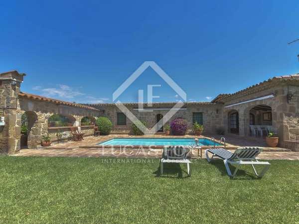 Casa / Vil·la de 414m² en venda a Platja d'Aro, Costa Brava