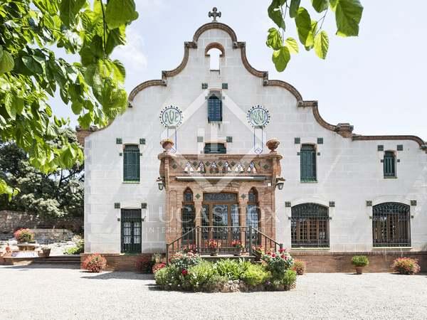 Kasteel / Paleis van 1,898m² te koop in Sant Cugat