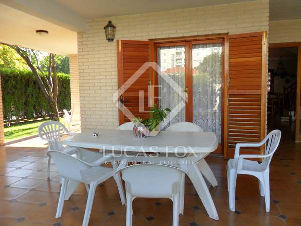 Casa / Vil·la de 203m² en venda a Playa Sagunto, València
