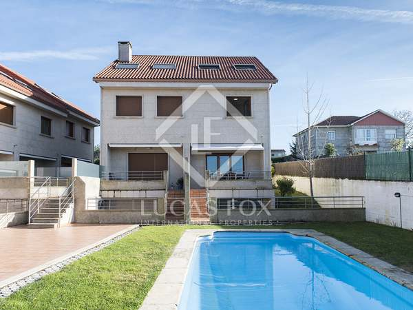 284m² House / Villa for sale in Pontevedra, Galicia