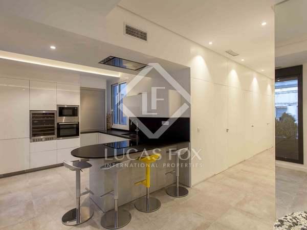 Attico di 160m² con 60m² terrazza in affitto a Sant Francesc