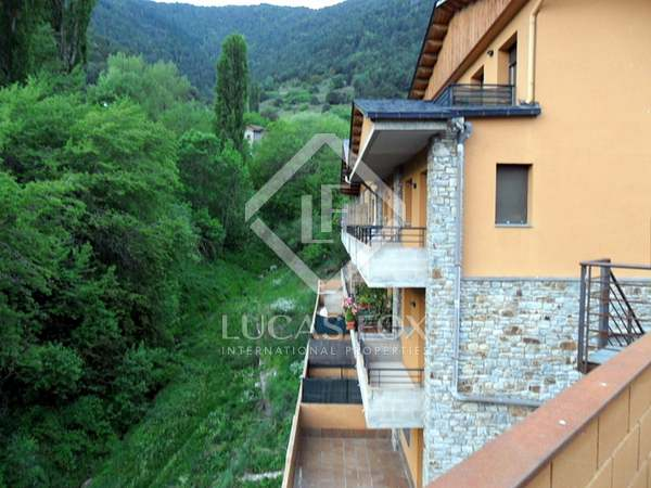 South facing duplex apartment for sale in Andorra