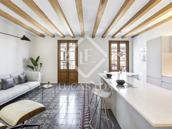 106 m² apartment for sale in El Raval, Barcelona