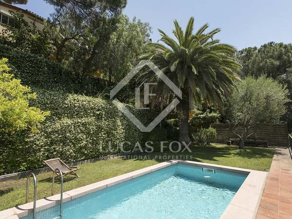 270m² House / Villa for sale in Sarrià, Barcelona