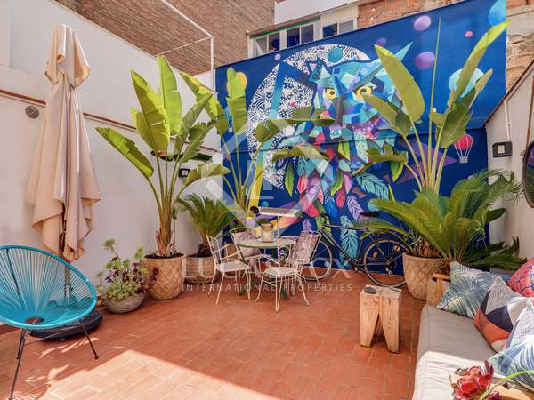 66m² Apartment with 20m² terrace for sale in Poblenou