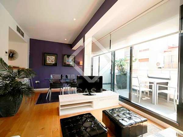 Appartement van 120m² te huur in Lista, Madrid