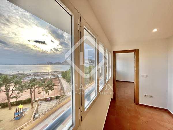 Appartement van 104m² te huur in Cabo de las Huertas